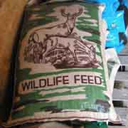 WILDLIFE FEED